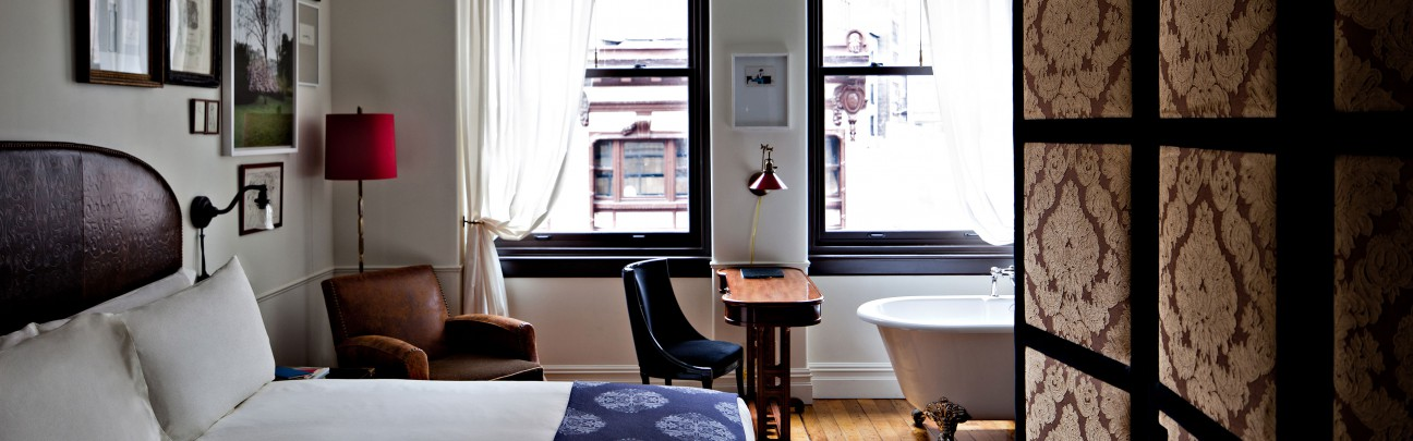 The nomad new york hotel flatiron district new york for Nomad hotel decor