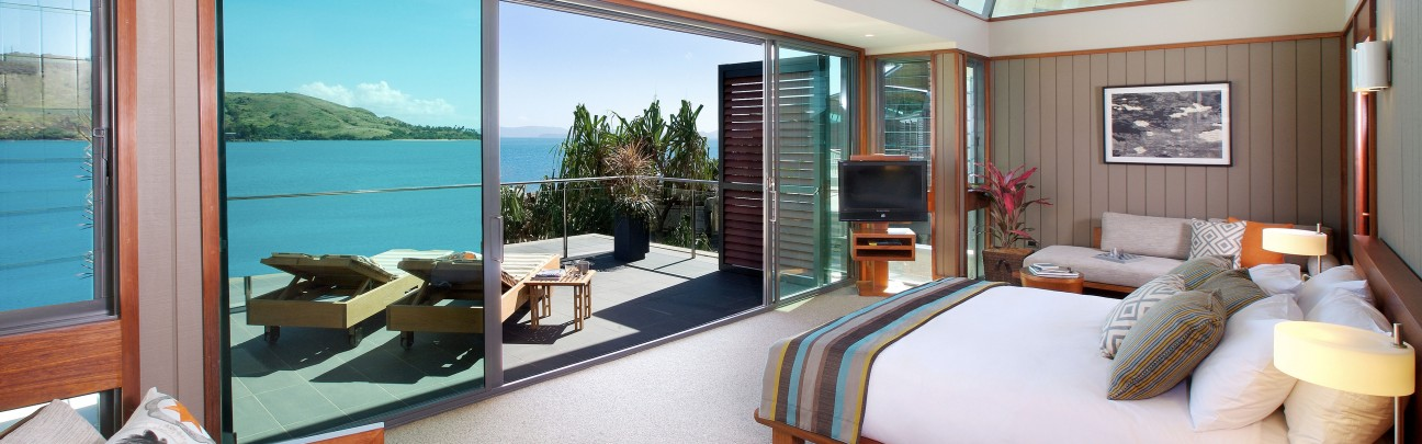 Rooms Suites At Hamilton Island Yacht Club Villas Hotel Great Barrier Reef Queensland Smith Hotels